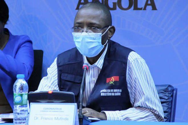 Covid-19: Angola regista mais 10 casos positivos e um óbito