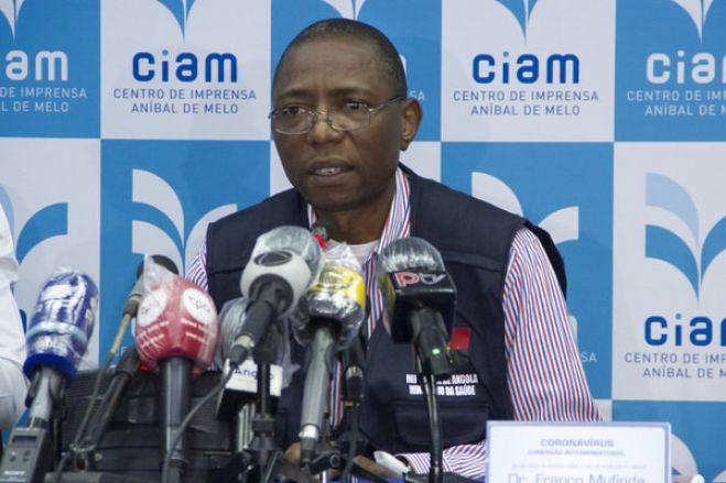 Covid-19: Angola com mais três casos positivos, agora são 84