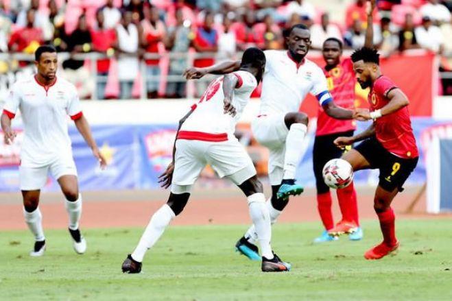 Angola perde com Gâmbia por 0 -1 esta fora do CAN 2022