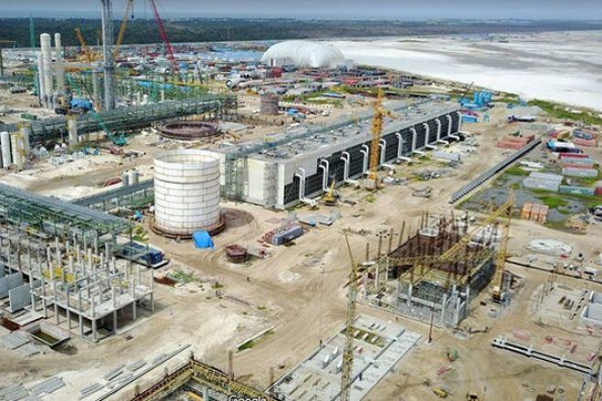 Refinaria de Cabinda vai custar 500 milhões de dólares
