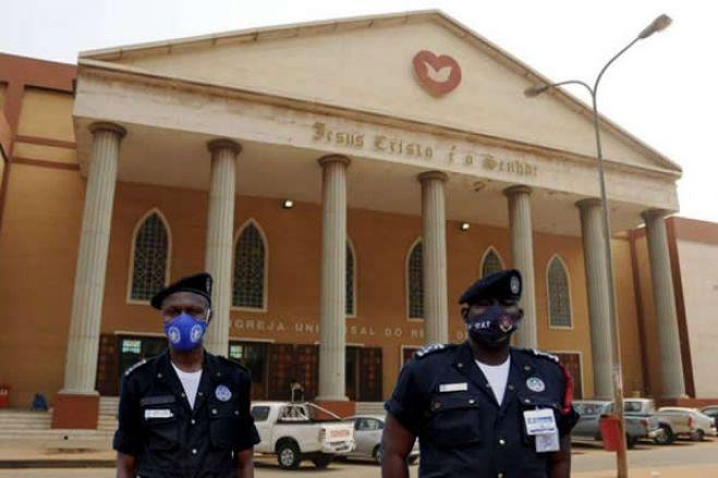 SIC encerra mais templos da IURD fora de Luanda a mando da PGR