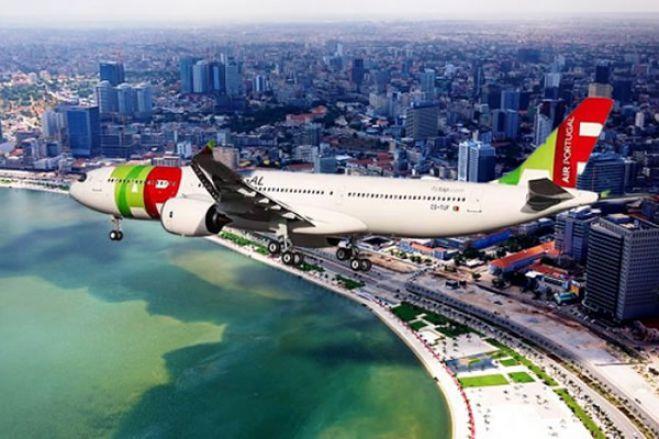 TAP retoma voos semanais para Luanda
