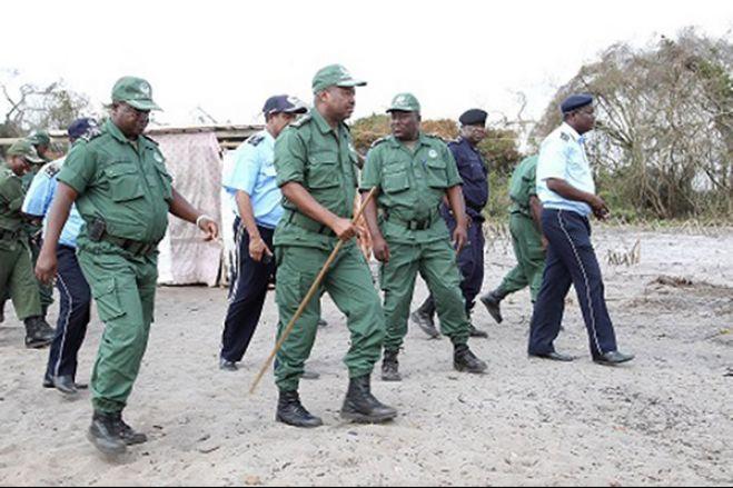Angola quer acordo de cooperação com RDCongo em matéria de segurança e ordem pública