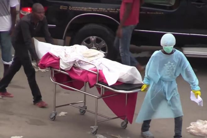 GPL desmente que cadáveres na Morgue Central estejam amontoados e sem condições de conservação