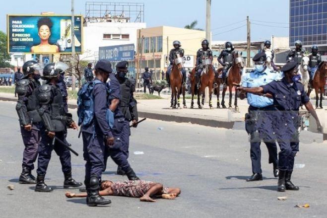 Angola melhora liberdade, mas mantém abusos policiais e repressão em Cabinda - HRW