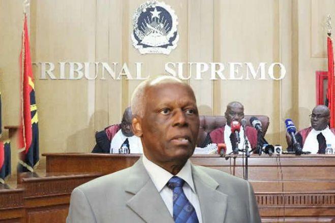 Juristas admitem ser possível ouvir José Eduardo dos Santos em tribunal