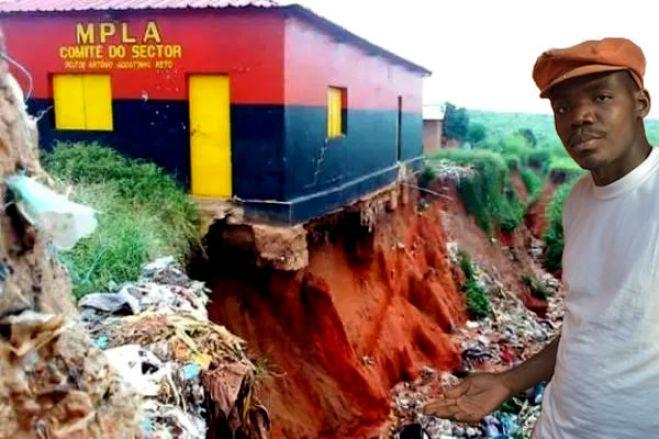 É verdade que, se o MPLA caísse agora, Angola mergulharia no caos?