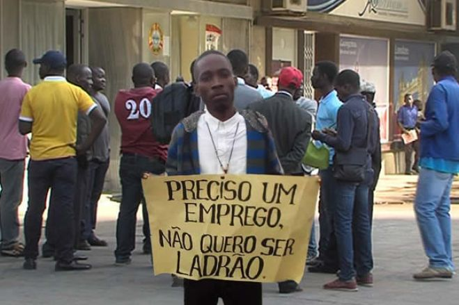 Taxa de desemprego em Angola recuou para 30,5% no primeiro trimestre de 2021