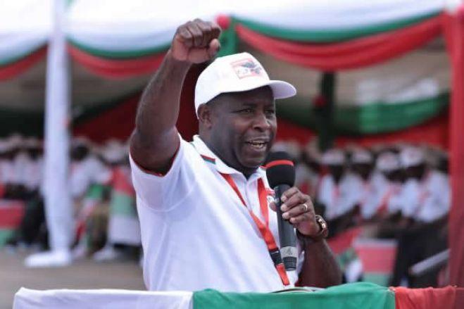 Candidato do partido no poder vence eleições presidenciais no Burundi