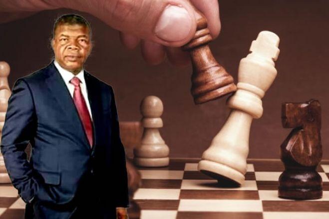 O jogo do xadrez poderia ser uma boa ferramenta para o Presidente de Angola