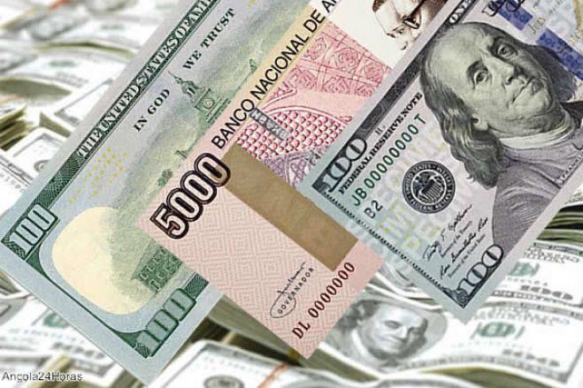Euro e dólar registam ligeira subida no mercado paralelo em Luanda