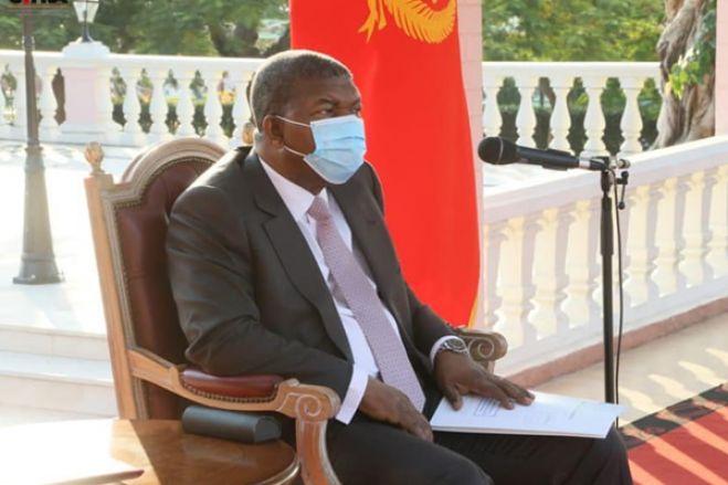 Covid-19: João Lourenço não foi testado após reunião do Bureau Político do MPLA