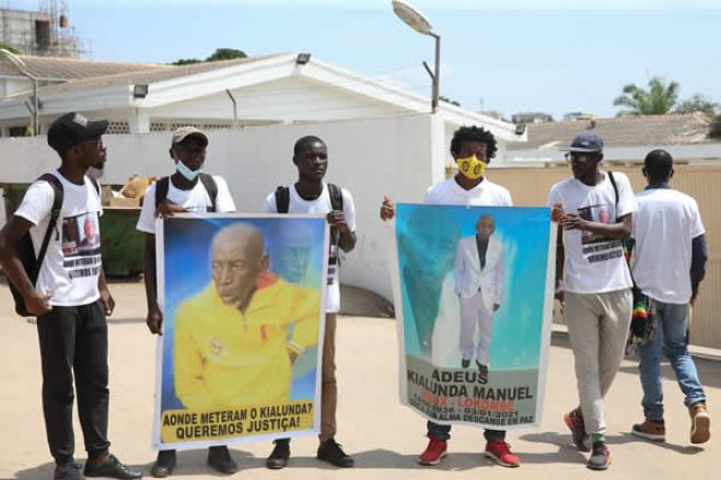 Corpo de idoso desaparece de morgue de Luanda. Familiares exigem entrega
