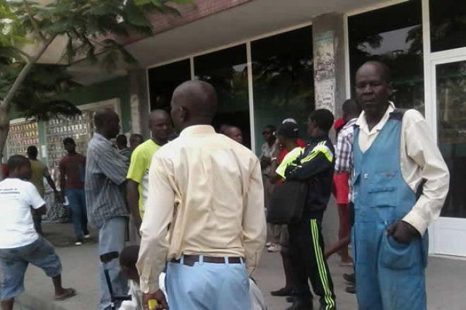 Deputados da UNITA solidários com marcha de trabalhadores angolanos