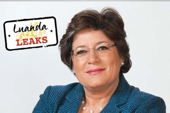 Luanda Leaks: Ana Gomes pede demissão do governador do Banco de Portugal