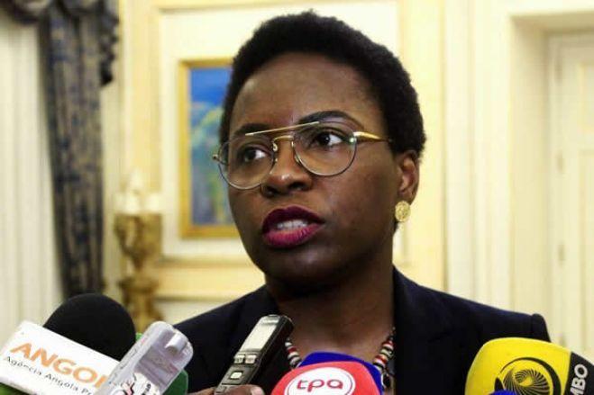 Ministra das Finanças diz que combate à criminalidade é prioridade