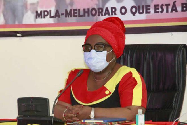 Congresso do MPLA vai renovar 55 por cento dos membros do órgãos centrais