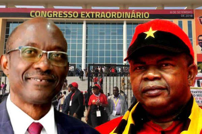 MPLA começa a receber na quarta-feira candidaturas ao cargo do presidente do partido