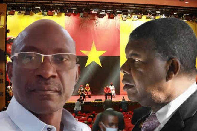 Ser adversário de João Lourenço dentro do MPLA é mesmo colocar a cabeça na guilhotina