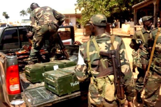 PGR proíbe saída do país de 24 militares da Casa de Segurança do PR