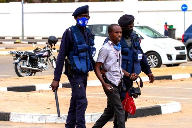 Jornalistas detidos em Angola vão ser libertados sem acusação