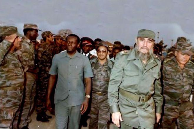 Médicos cubanos operavam sem anestesia: Fidel furioso, Zédu indiferente