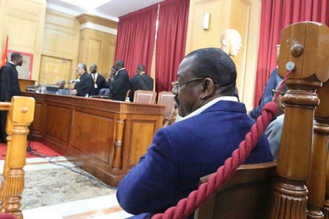 Tribunal Constitucional  nega recurso de Augusto Tomás e recusa violação de direitos