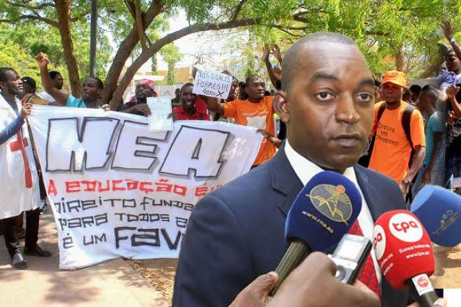 MEA nega responsabilidade pela tentativa de agressão contra Isaías Kalunga