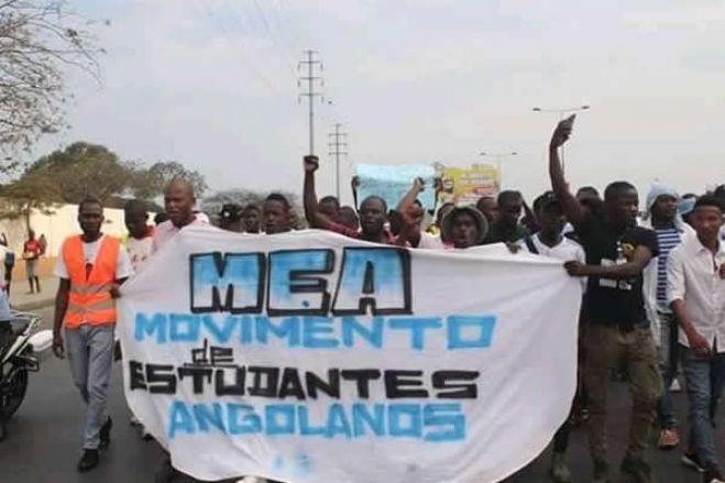 """MEA decide manter a manifestação após ouvir promessas """"duvidosas"""" do MINFIN e do Ensino Superior"""