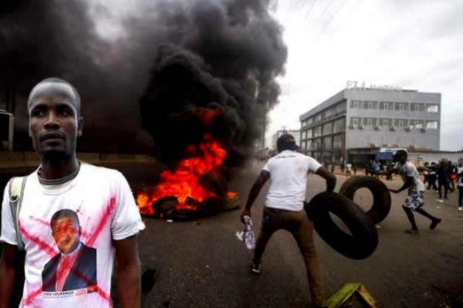 Quando o povo acordar os governantes angolanos não terão mais sono