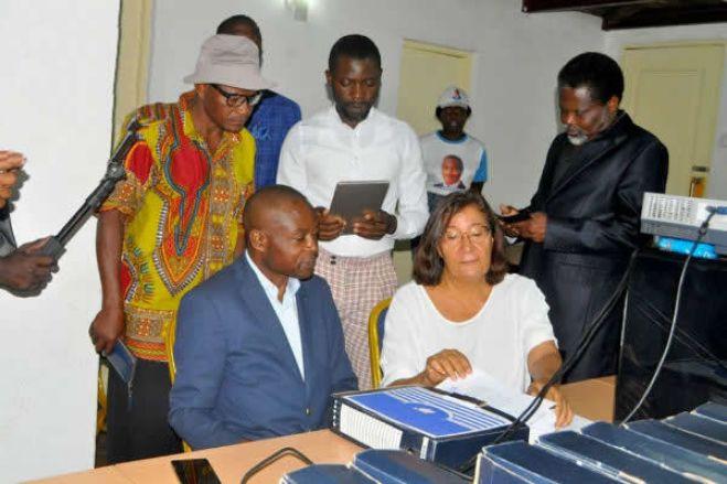 Direção do PRA-JA Servir Angola confiante na legalização ainda este mês