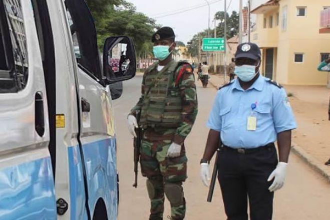 Covid-19: Cidadãos em Luanda querem regresso ao estado de emergência devido ao aumento de casos