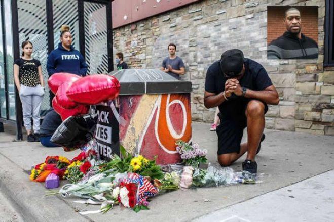 Polícia dos EUA mata mais um homem negro e a população se revolta
