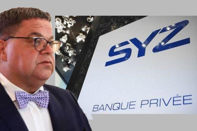 Regulador financeiro suíço repreende banco usado pelo Carlos São Vicente