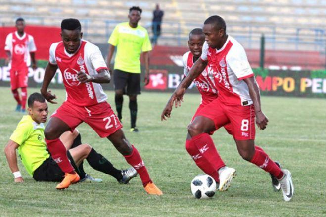 Kabuscorp vence ASK Dragão e regressa à primeira divisão do futebol angolano