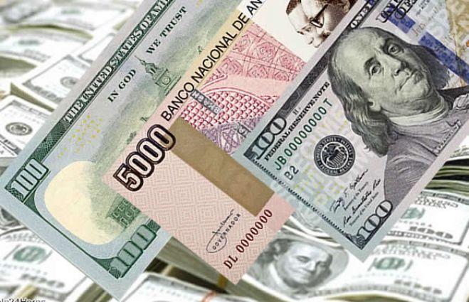 Kwanza fecha a semana a desvaloriza-se face ao euro e renova mínimos frente ao dólar