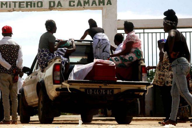 Estudo revela que mulheres são as que mais morrem em Angola