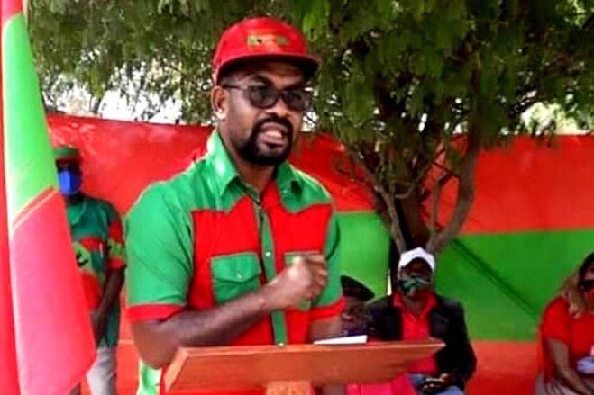 UNITA diz que o discurso do presidente do MPLA é contraditório e diz que não se deixa intimidar