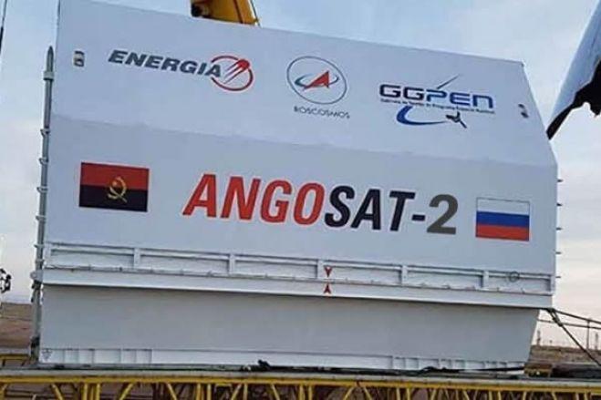 """Angola em """"absoluto"""" silêncio sobre dificuldades da Rússia em construir AngoSat -2"""