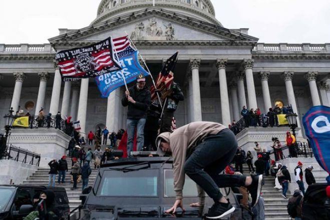 Invasão ao Congresso dos EUA deixa quatro mortos, diz polícia