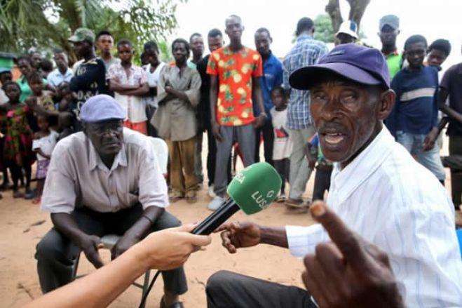 Ativistas pedem intervenção do Governo para travar violência sobre garimpeiros