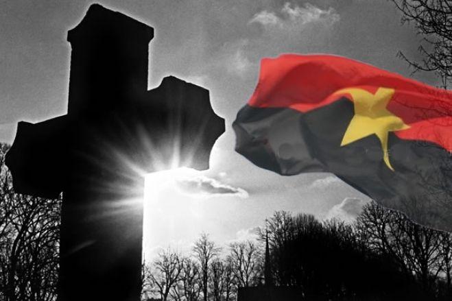 Corações feridos num óbito estranho na Alemanha