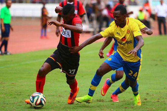 1.º de Agosto e Petro de Luanda falham qualificação na 'Afrotaças'