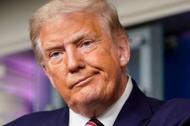 Adeus, Donald Trump