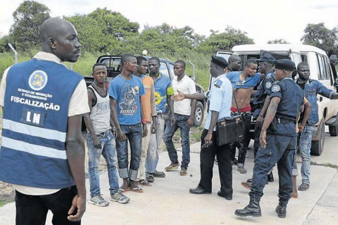 Desactivação de postos de controlo facilita entrada de centena de ilegais