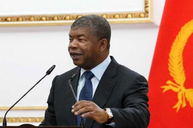 Presidente João Lourenço pede firmeza contra a corrupção