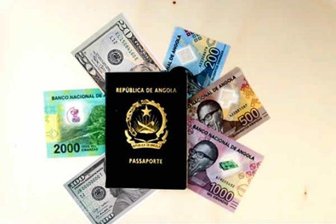 """Kwanza """"ganha terreno"""" face ao dólar e euro nos mercados oficial e no das kinguilas"""