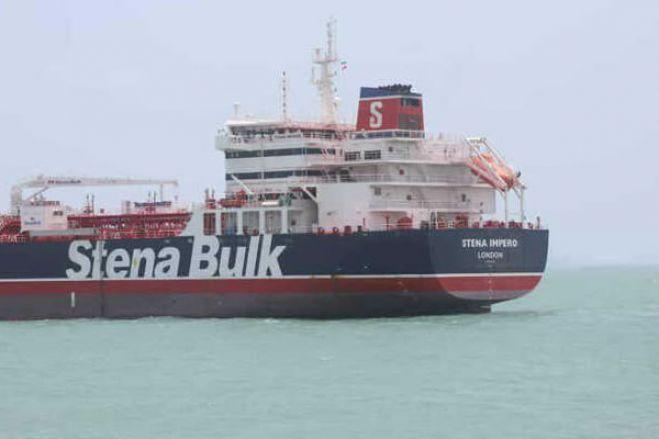 Londres convoca encarregado de negócios iraniano por causa de petroleiro britânico apreendido