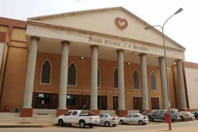 Igreja Universal poderá encerrar actividades em Angola