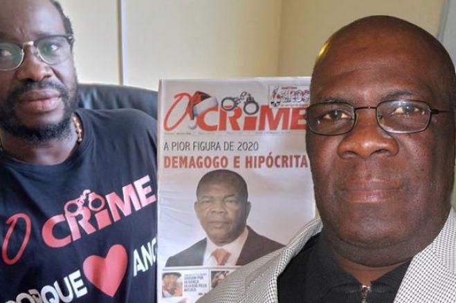 Minha solidariedade ao Mariano Brás, mas quem é João Lourenço para não ser citado
